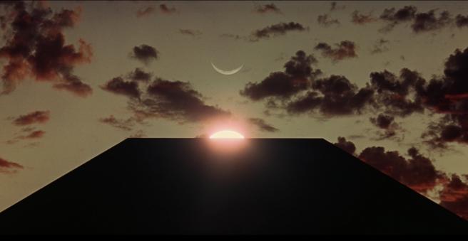 Monolito 2001 Odisea en el espacio